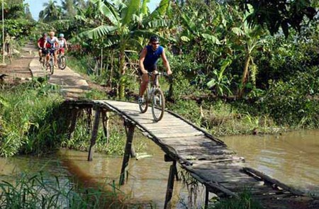 Explore the Spirit of Mekong Delta on Wheels Tour - 5 Days