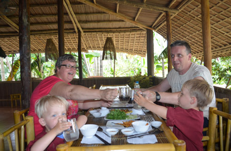 Hoi An – Farming and Fishing Villages Tour – Half day
